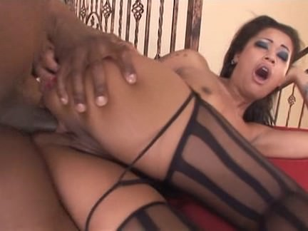 Skin Diamond is longing for an ass drill