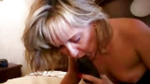 Blonde Wife Begs To Be Bred By Black Cock